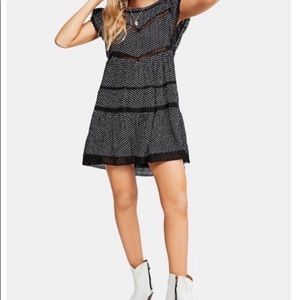 Free People Dresses - Free People adorable black dress size S NWT